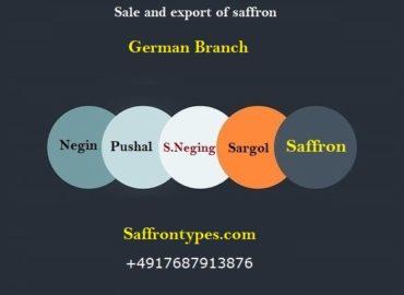 Verkoopprijs van saffraan in bulk in Duitsland