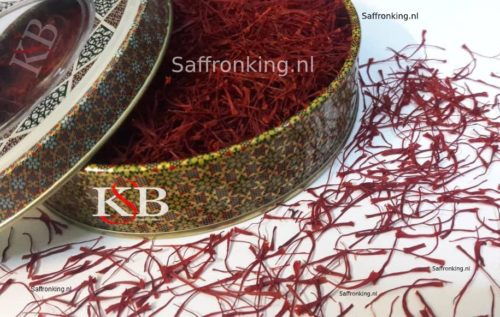 Factors influencing saffron price