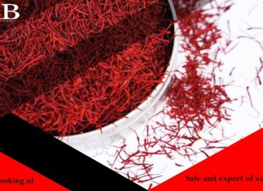 Export van saffraan in bulk in Europa