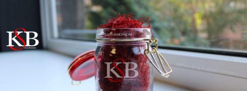 Cost of exporting saffron per kilo
